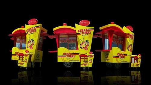 Bisnis Franchise Kebab Turki