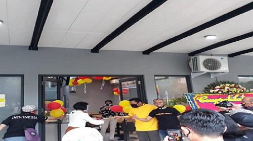 Babarafi Cafe Kuliner Kekinian di Bintaro